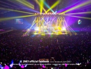 2ne1 World Tour