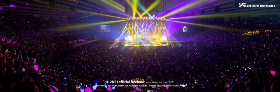 2ne1 World Tour