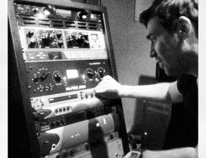 In the studio with Photek