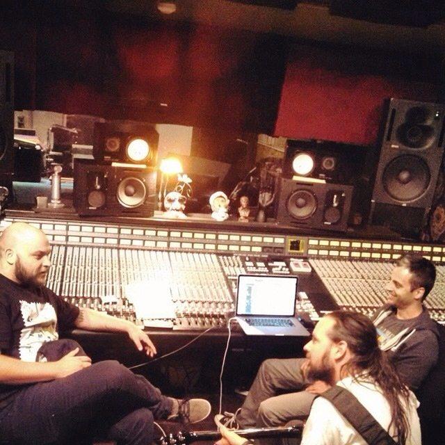Killbot sessions with Sluggo and Jonathan Davis