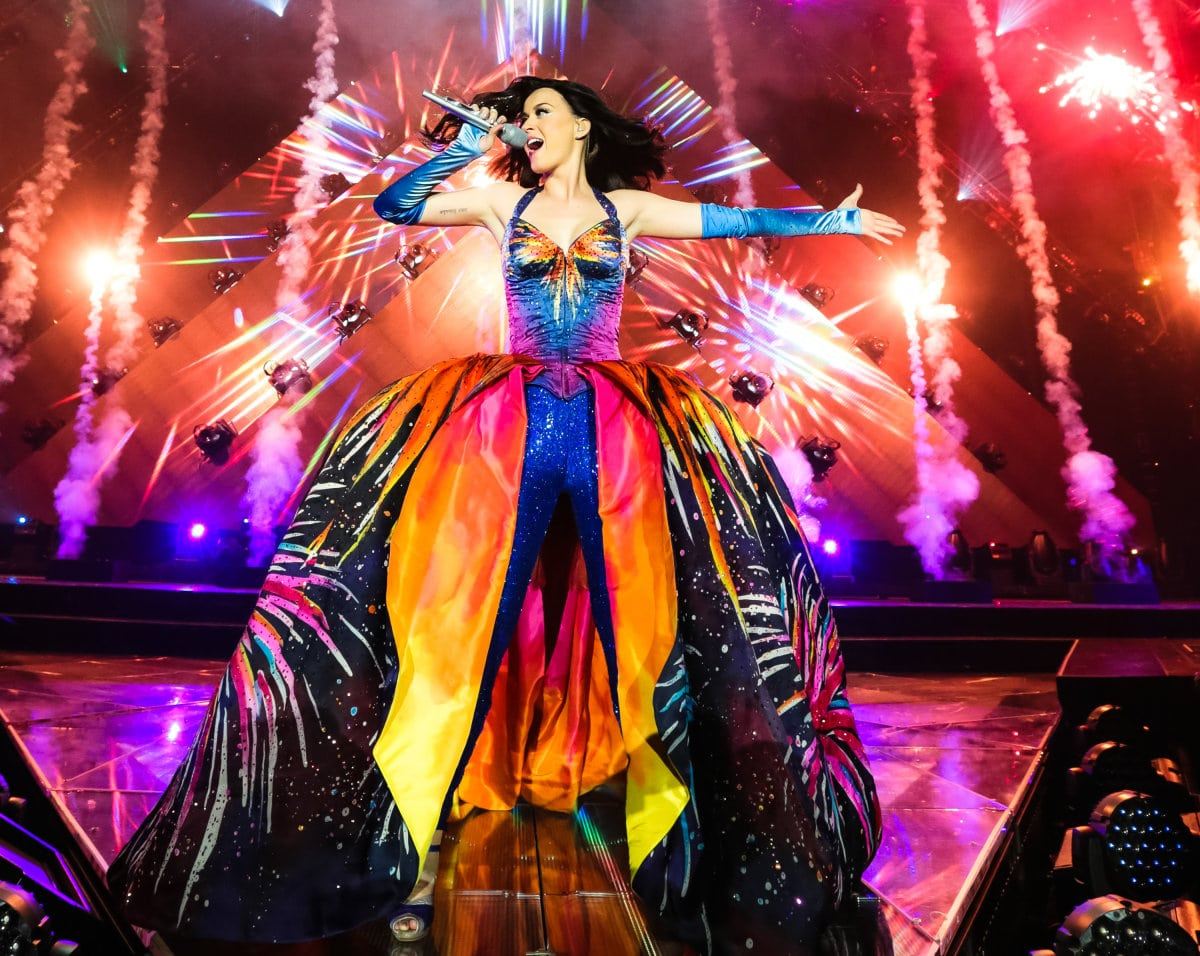 Katy Perry's Prismatic World Tour